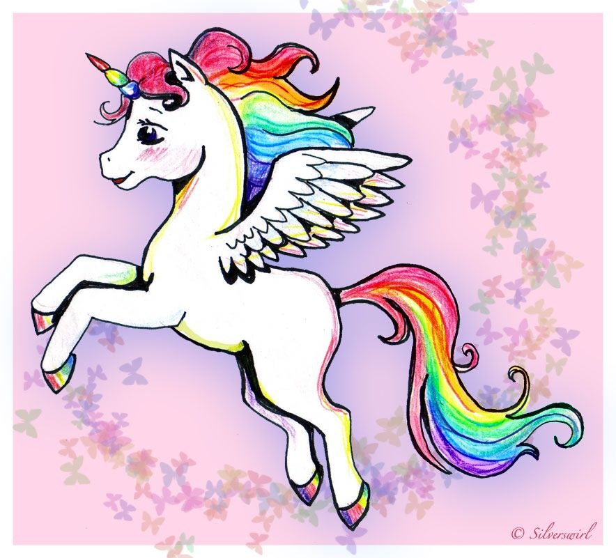 Gooey Sweet Unicorn By Swirledsilver On Deviantart Con Imagenes