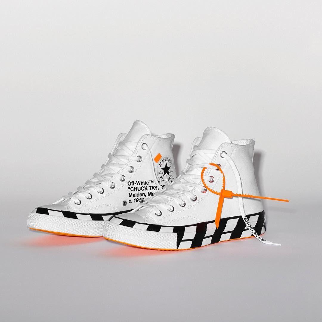 Sneaker der Woche: Converse x Off White Chuck 70