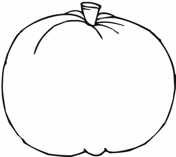 Pumpkin Coloring Pages For Preschool Free Pumpkin Coloring Sheets