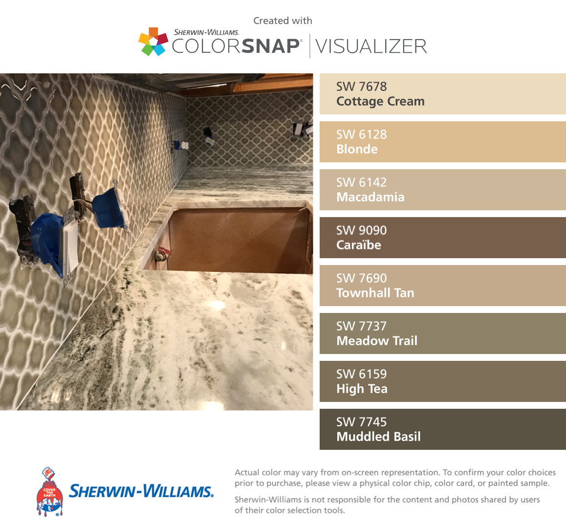 I found these colors with colorsnap visualizer for iphone by i found these colors with colorsnap visualizer for iphone by sherwin williams cottage nvjuhfo Images