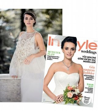 Hande Soral InStyle Weddings Özel Ekinde