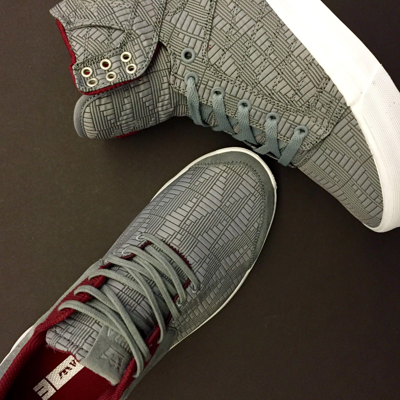 06860f3ff0fc Supra Skytop Geo Jacquard Linen Skate Shoes