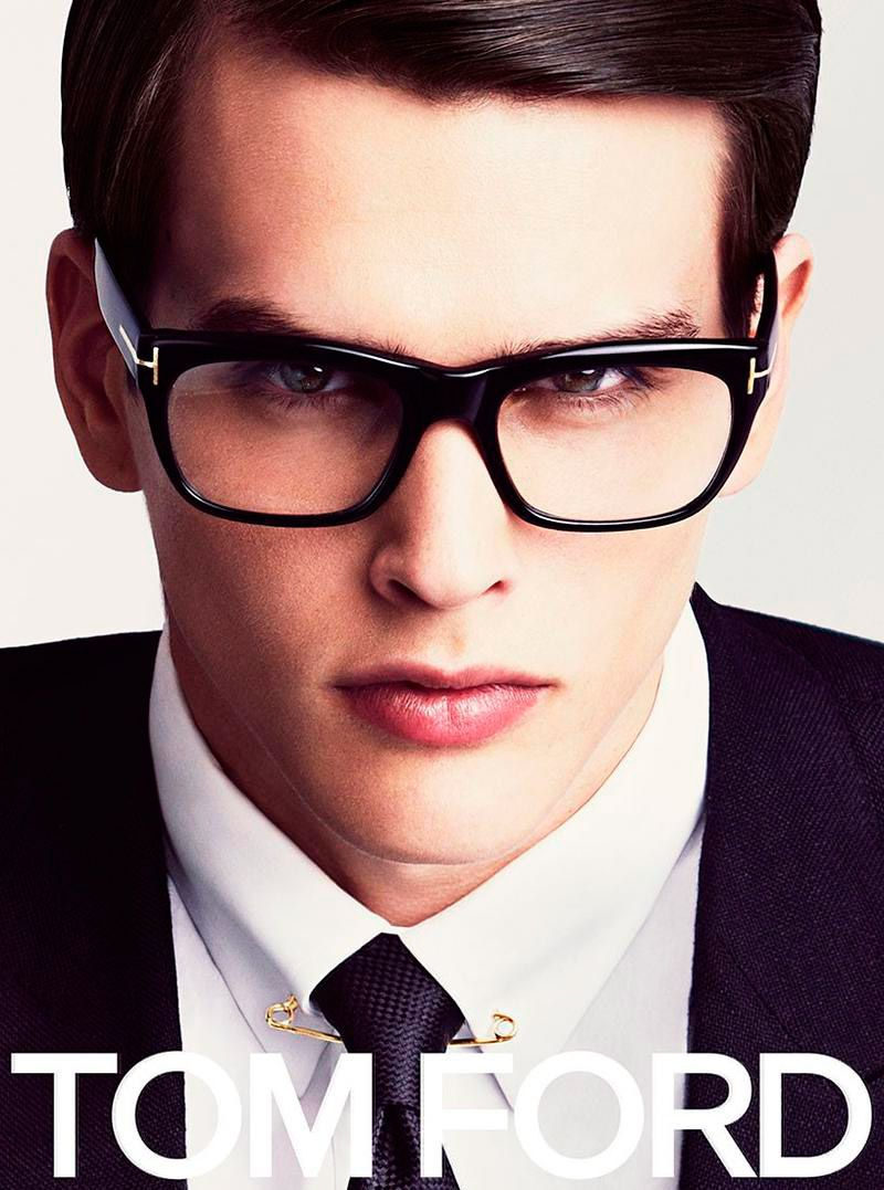 e35c647704c Simon Van Meervenne fronts Tom Ford Spring Summer 2013 campaign