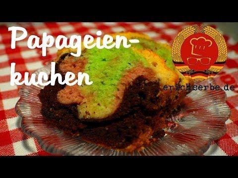 Ostdeutscher Papageienkuchen Nach Ddr Rezept Kuchen Pinterest