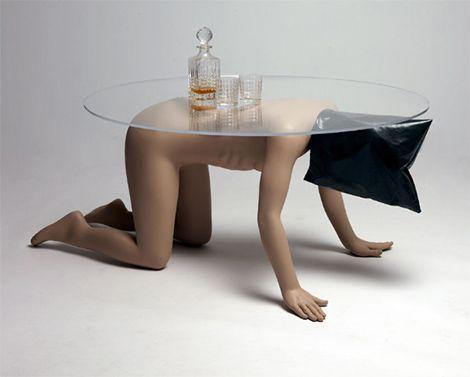 A Serious Conversation Pieace Abu Ghraib Coffee Table By Phillip Toledano