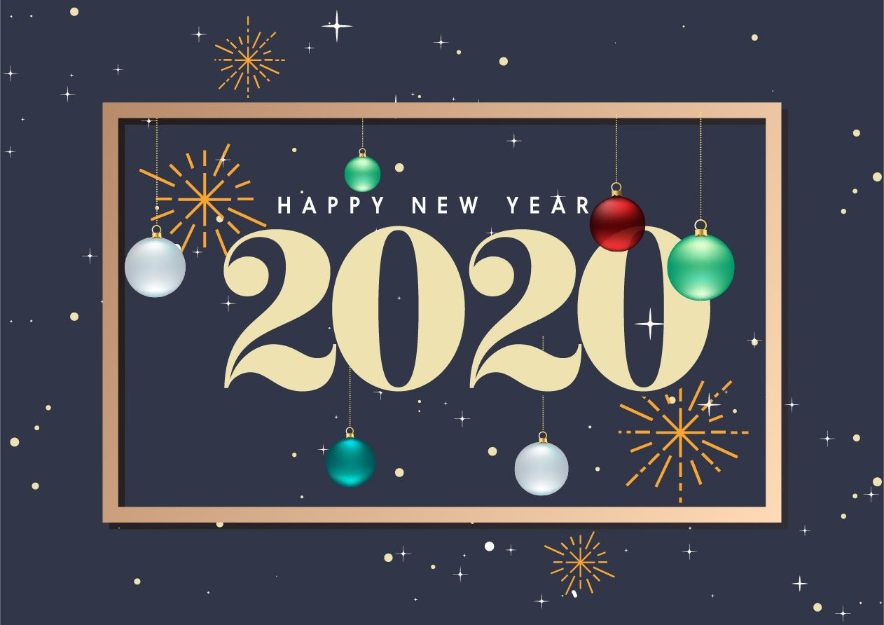 Happy New Year 2020 Images New Year Wishes, Quotes