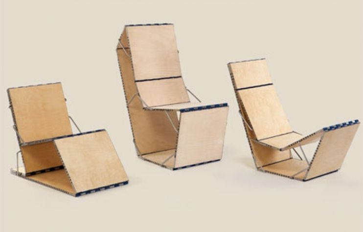 Cleverest Space Saving Folding Chair Designs Interactive