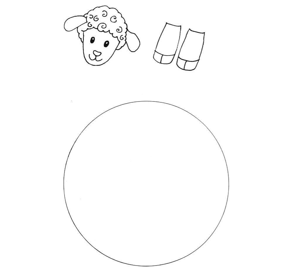 Szablon Baranka Z Kola Moje Dzieci Kreatywnie Arts And Crafts Fictional Characters Character