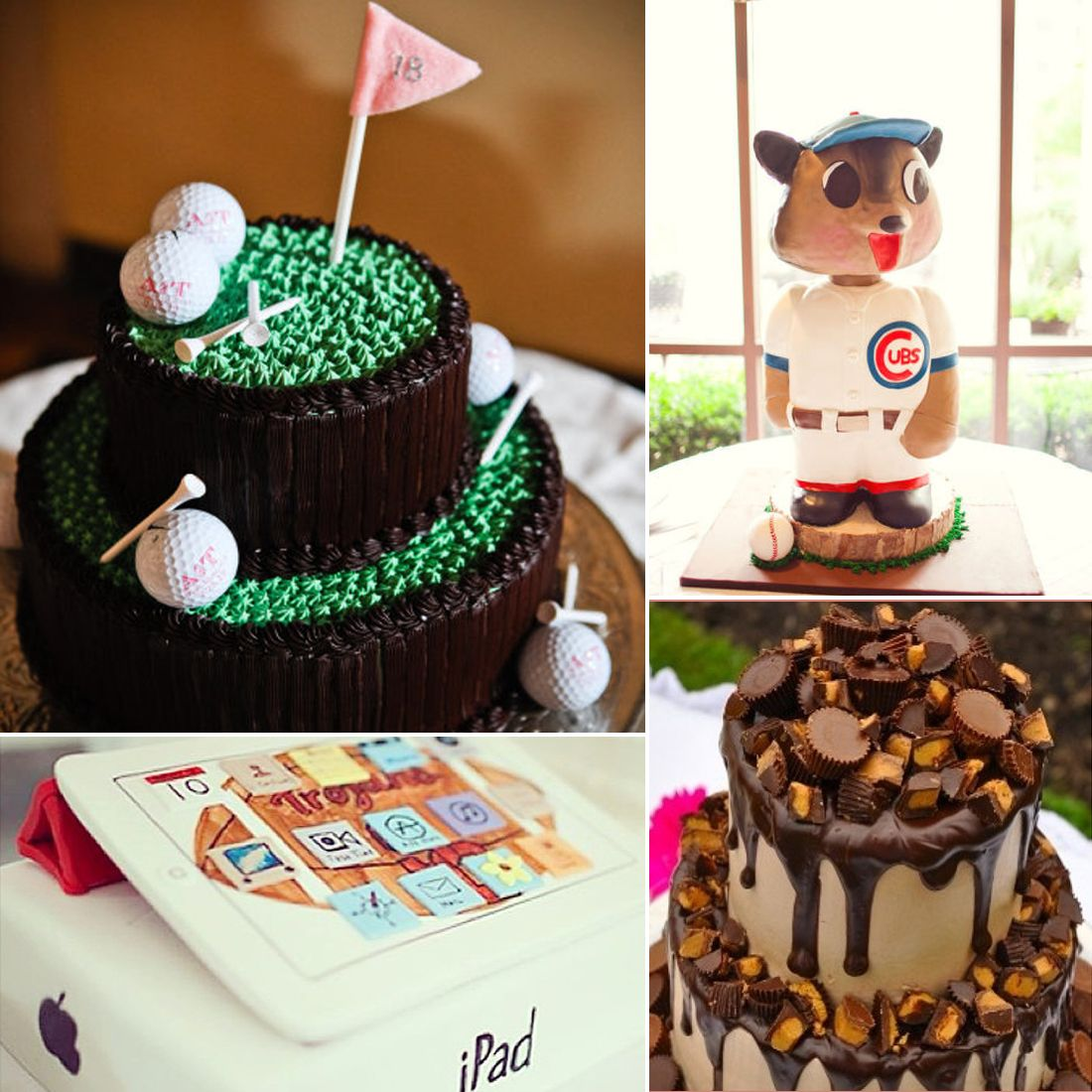 Wedding Cake 101 An Introduction To Wedding Cakes: 20+ Creative And Quirky Groom Cakes (With Images)