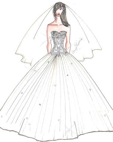 figurin #vestido #novia | hobbie! | pinterest | miley cyrus wedding