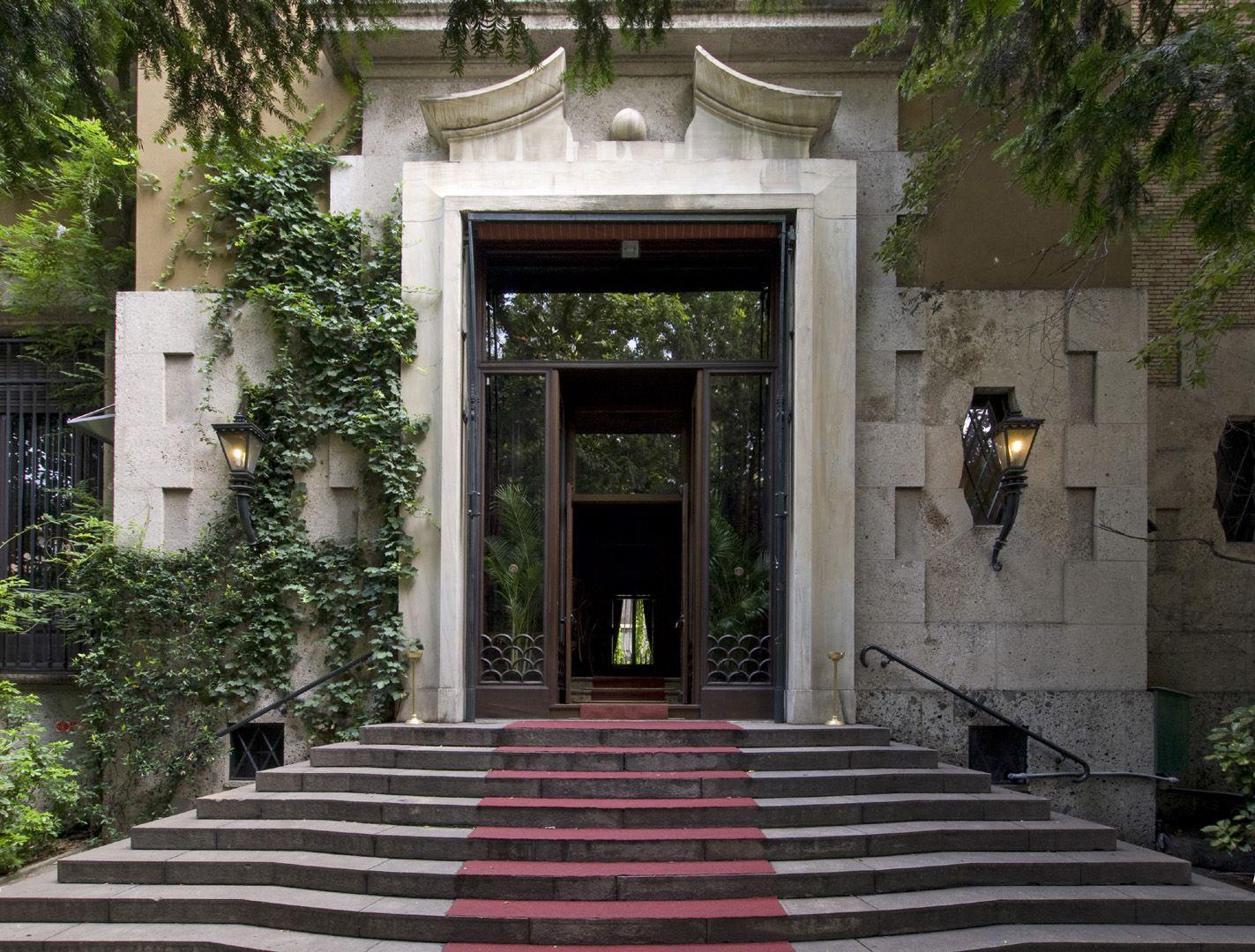 Villa mozart milano piero portaluppi piero portaluppi for Architettura moderna ville