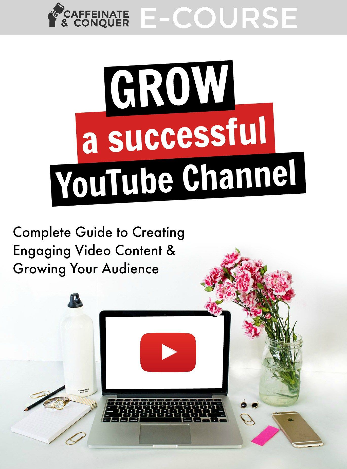 vlogger turns youtube success - HD1369×1848