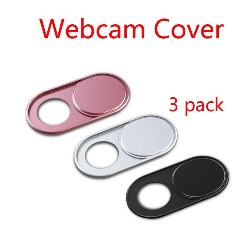 Creative Cover Shutter Magnet Slider Plastic Camera Cover for PC Tablet Phone