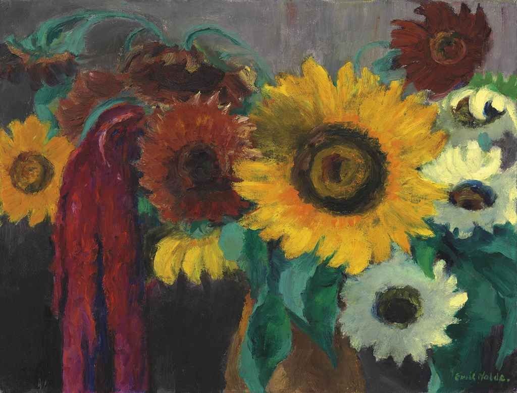 Épinglé sur Art of Sunflowers