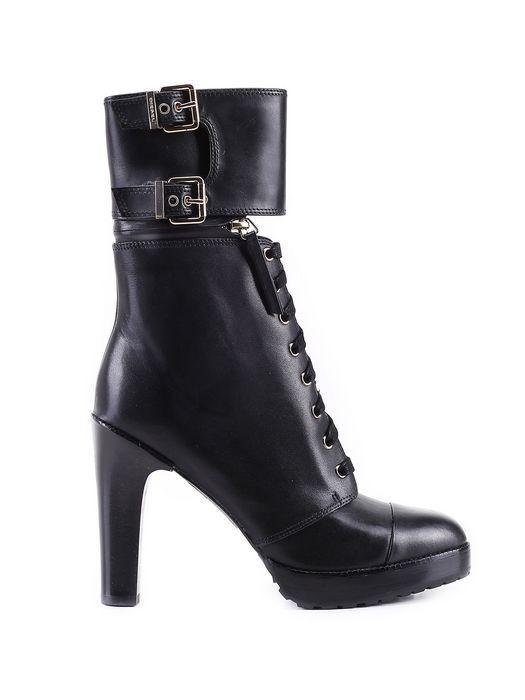 Diesel Kape Dress Shoe Diesel Official Online Store Shoes Boots Heeled Boots