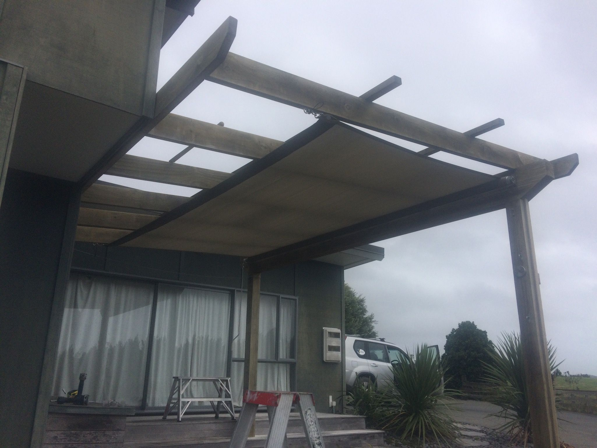 ltd solutions and from durable making both duty pvc constructed awnings heavy shade strong that sails is sun residential waterproof awning