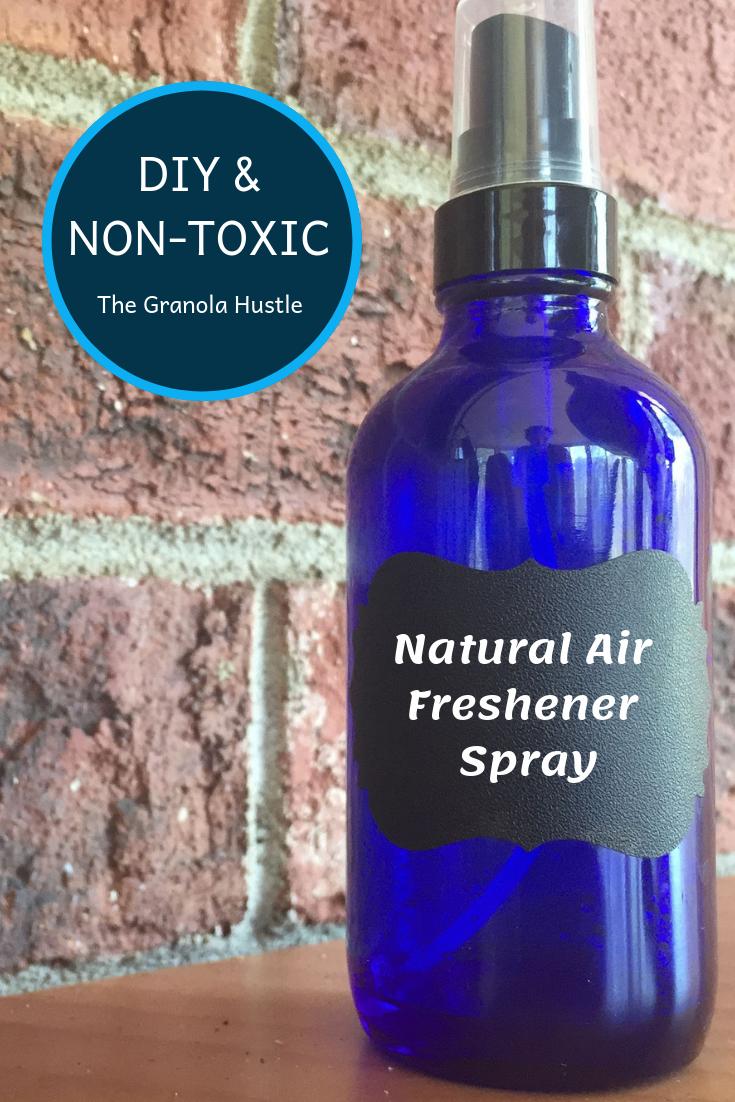 Natural Alternatives to Febreze Natural air freshener