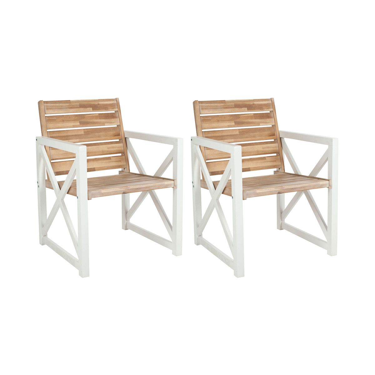 Fab Com Irina Armchair White Oak Home Inspiration