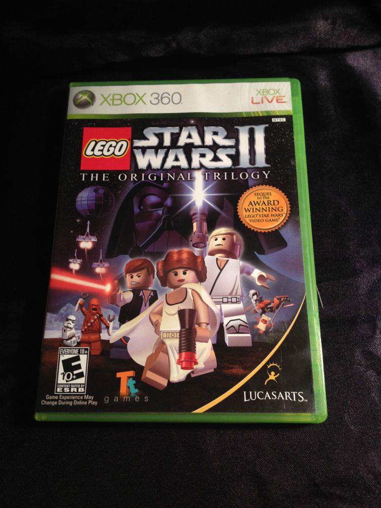 LEGO Star Wars 2 The Original Trilogy For XBOX 360