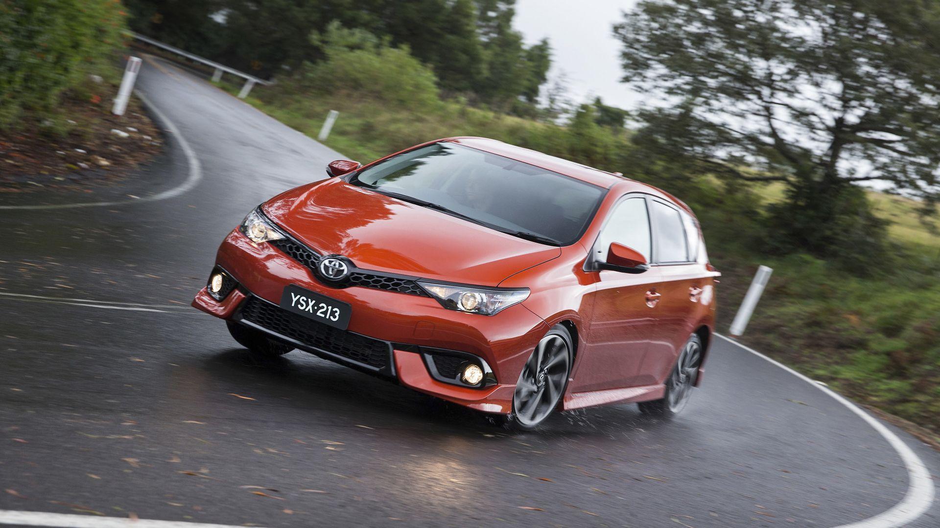 New 2019 Toyota Corolla Im Wallpaper Hd Desktop Corolla Im