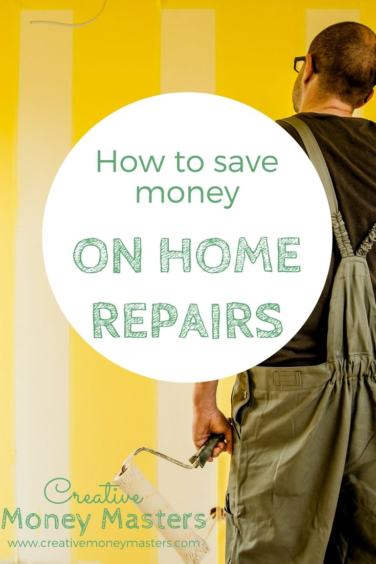 How to save on repairs 38