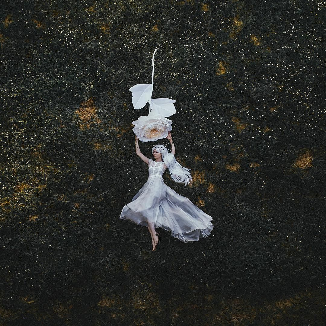 Conceptual And Fine Art Portrait Photography By Jovana Rikalo