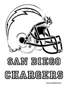 Nfl Coloring Pages Football Coloring Pages San Diego Chargers Coloring Pages