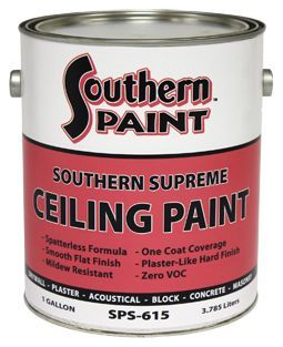 Southern Supreme Ceiling Paint - GALLON