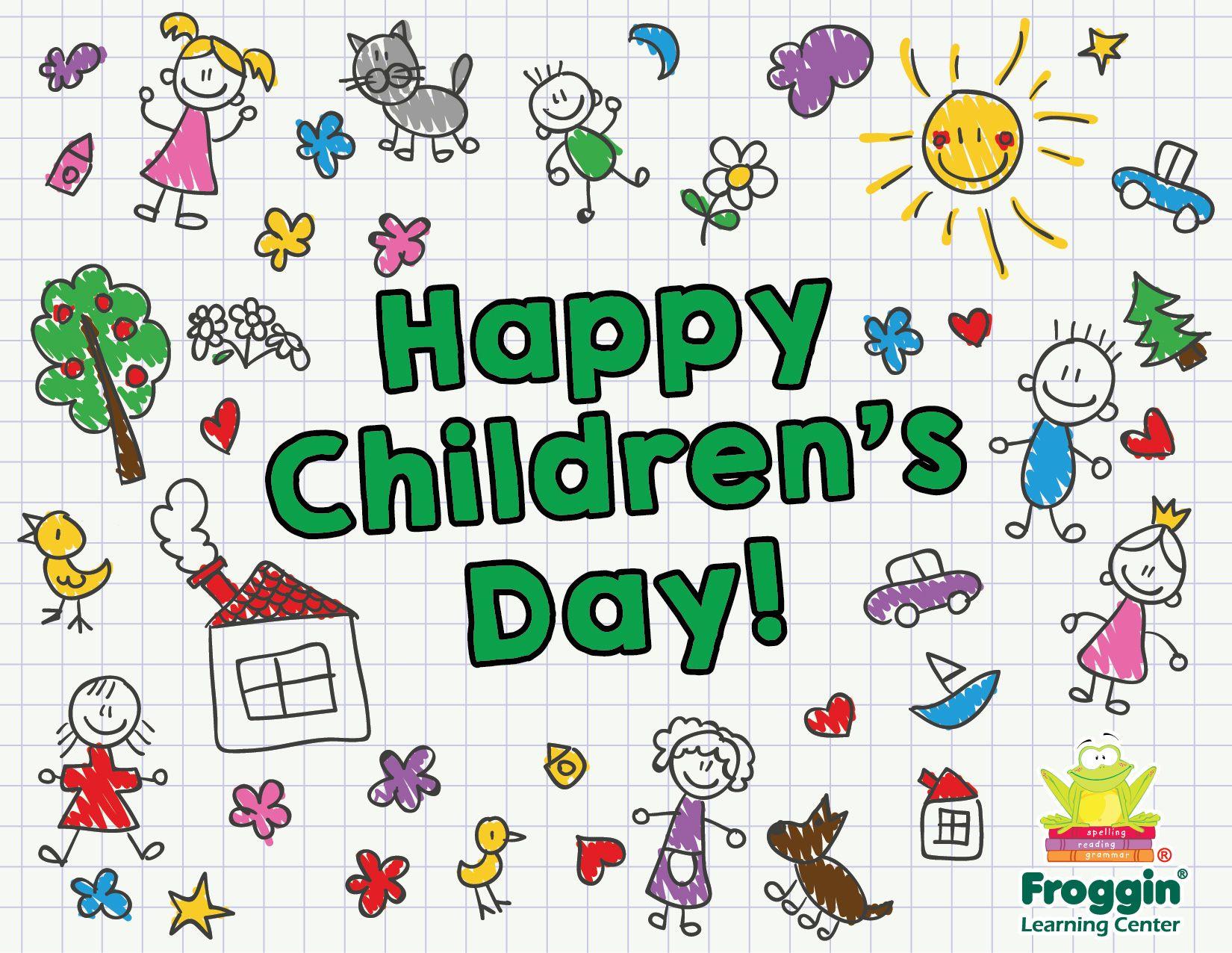 ¡Feliz Día Del Niño!