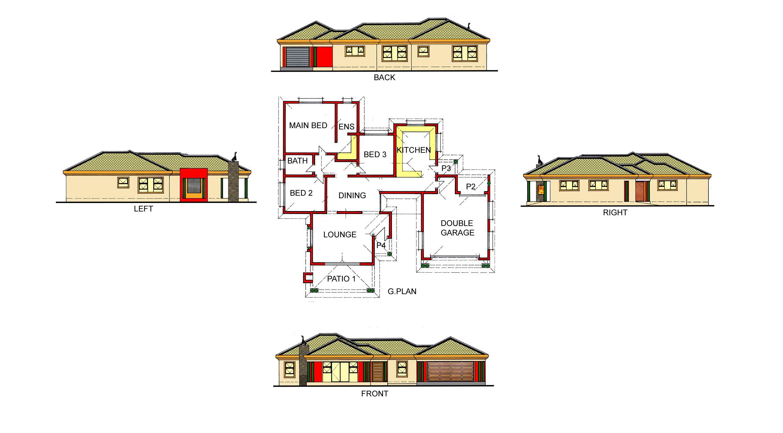 Gosebo House Plans Free House Plans Craftsman Style House Plans Home Design Plans