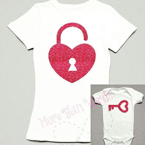Mom baby shirts