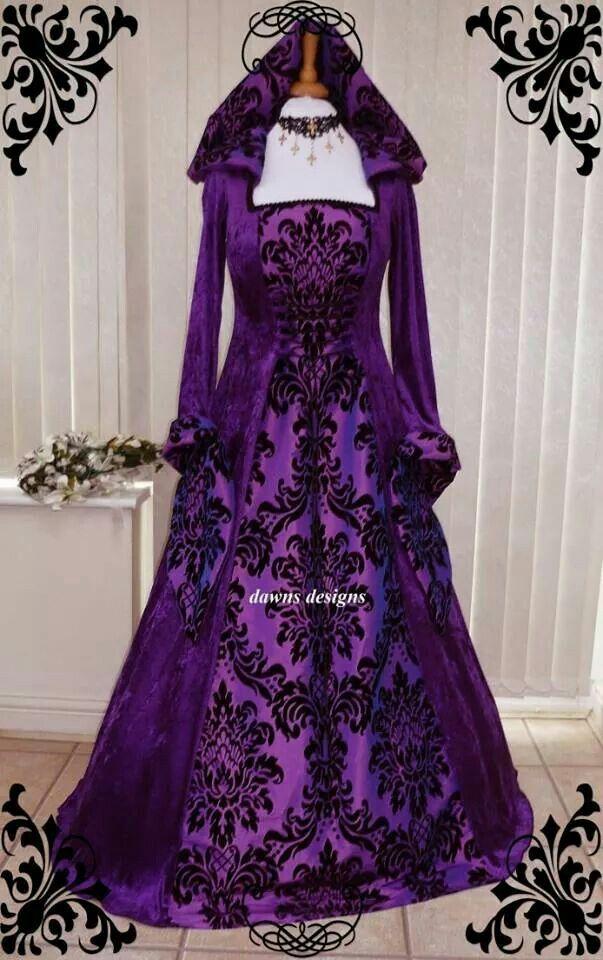 I love this!!!!!!!!!! | Halloween | Pinterest | Vestidos de época ...