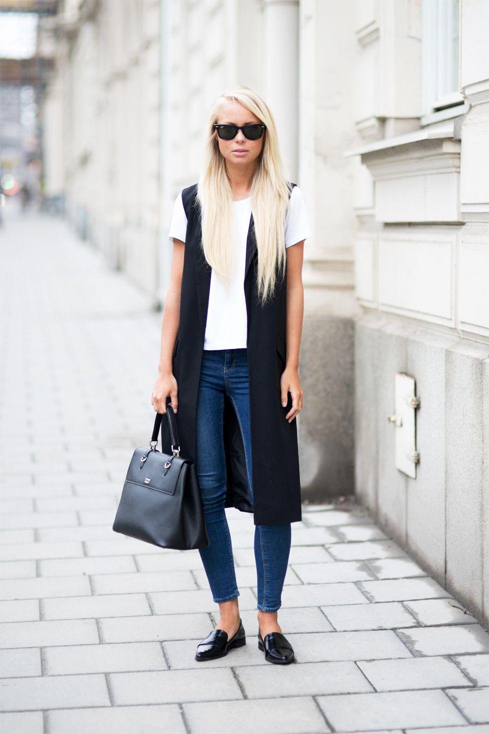 25 Different Ways to Wear Denim Skinnies ThisSeason
