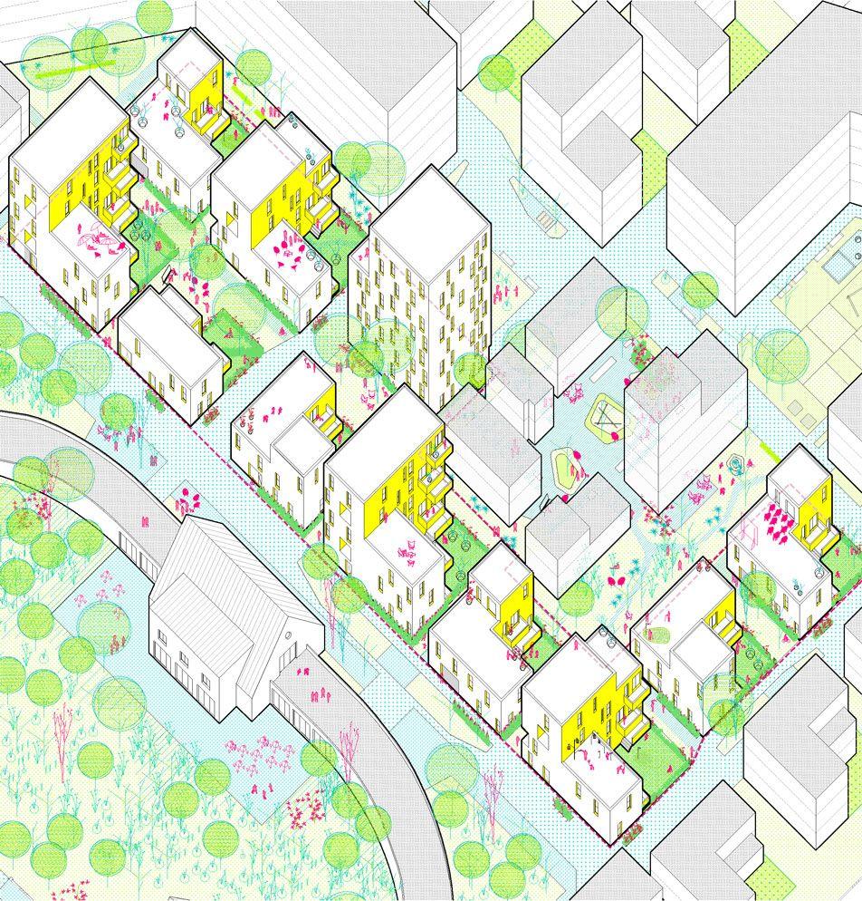 Web Site Map: Arquitectura, Estudio De Arquitectura, Dibujos