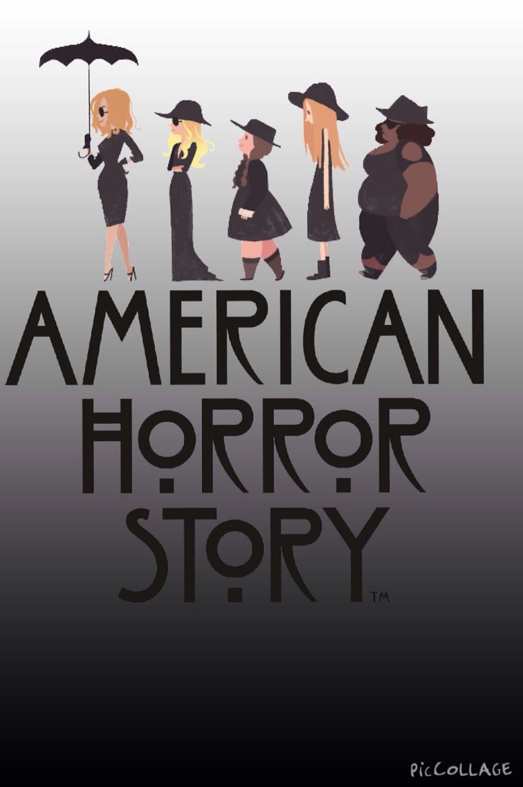 American Horror Story Coven Iphone Background Made By Me
