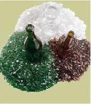fracos vacios de perfumes de vidrio de diferentes colores.pinterest .com - Cerca amb Google