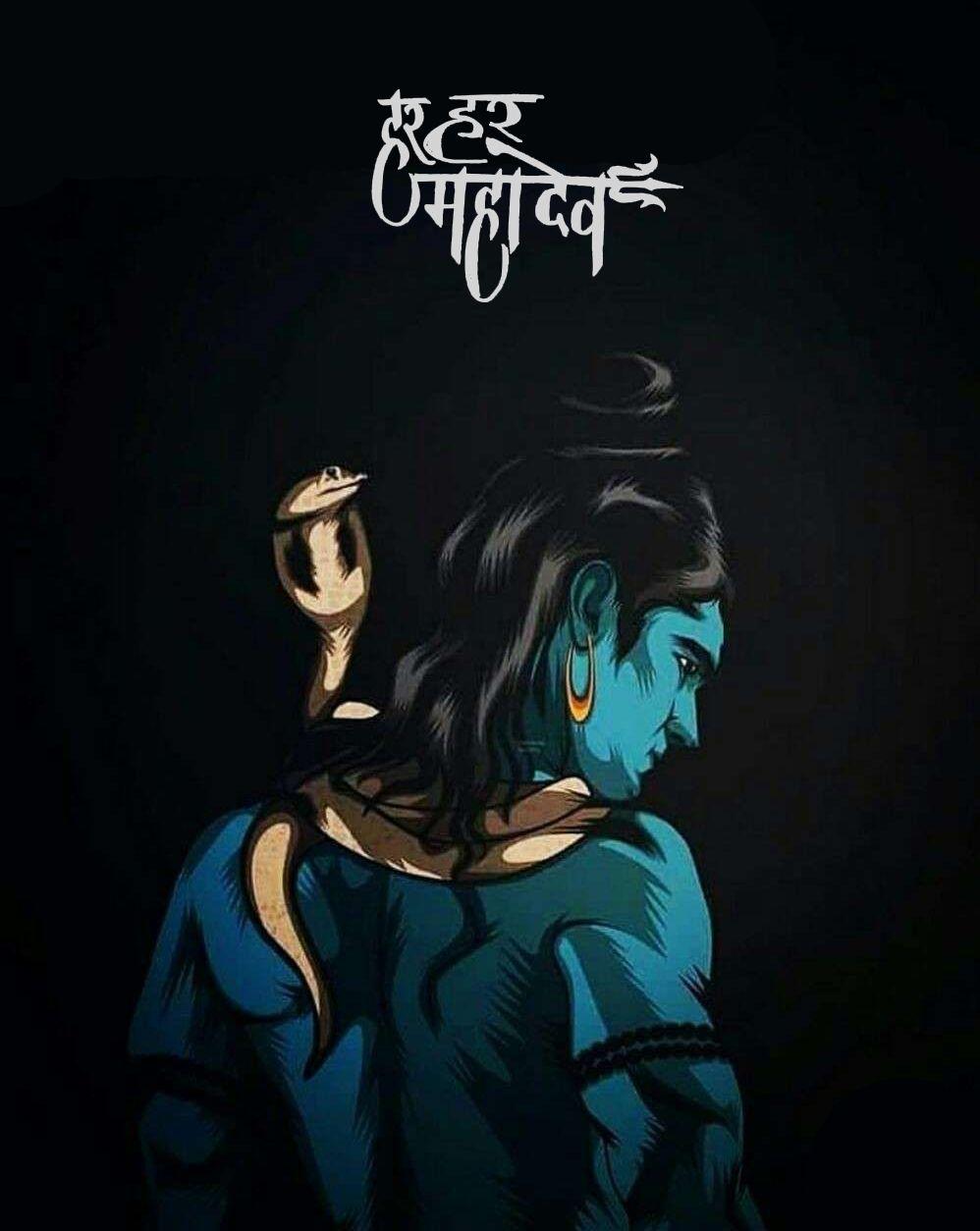 Shiv Mahadev Hd Wallpaper For Shivratri 2019 Talk2trend Lord