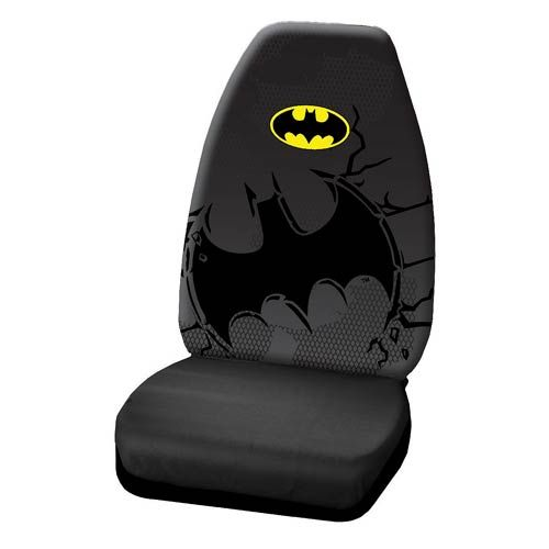 Batman Shattered High Back Seat Cover | Batman car, Batman and ...