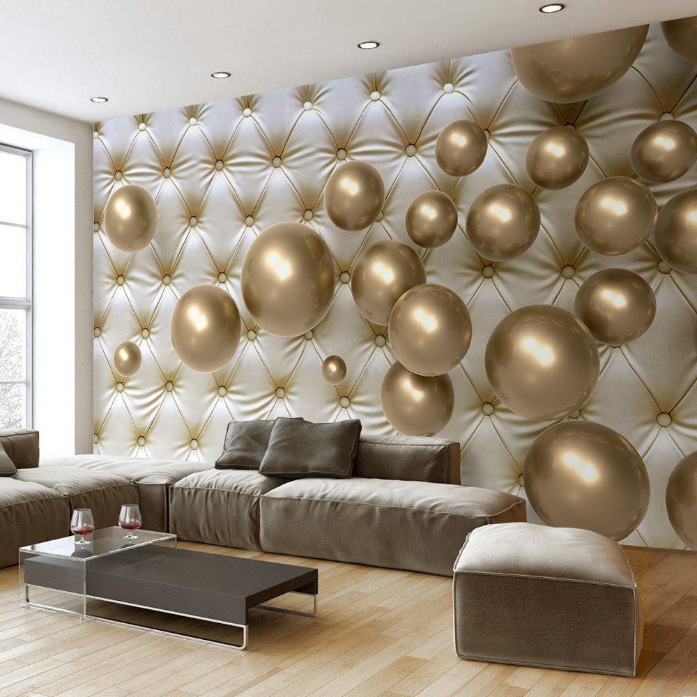 Custom Wall Mural Wallpaper European Style 3d Stereoscopic Go