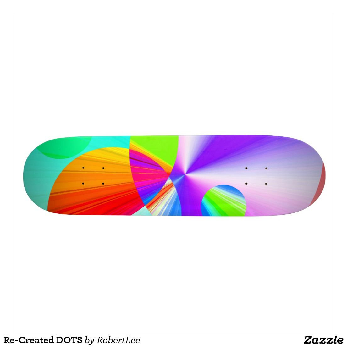 Re-Created DOTS Skateboard Decks #Robert #S. #Lee #skateboard #board #decks #skater #design #colors #customizable #re-created