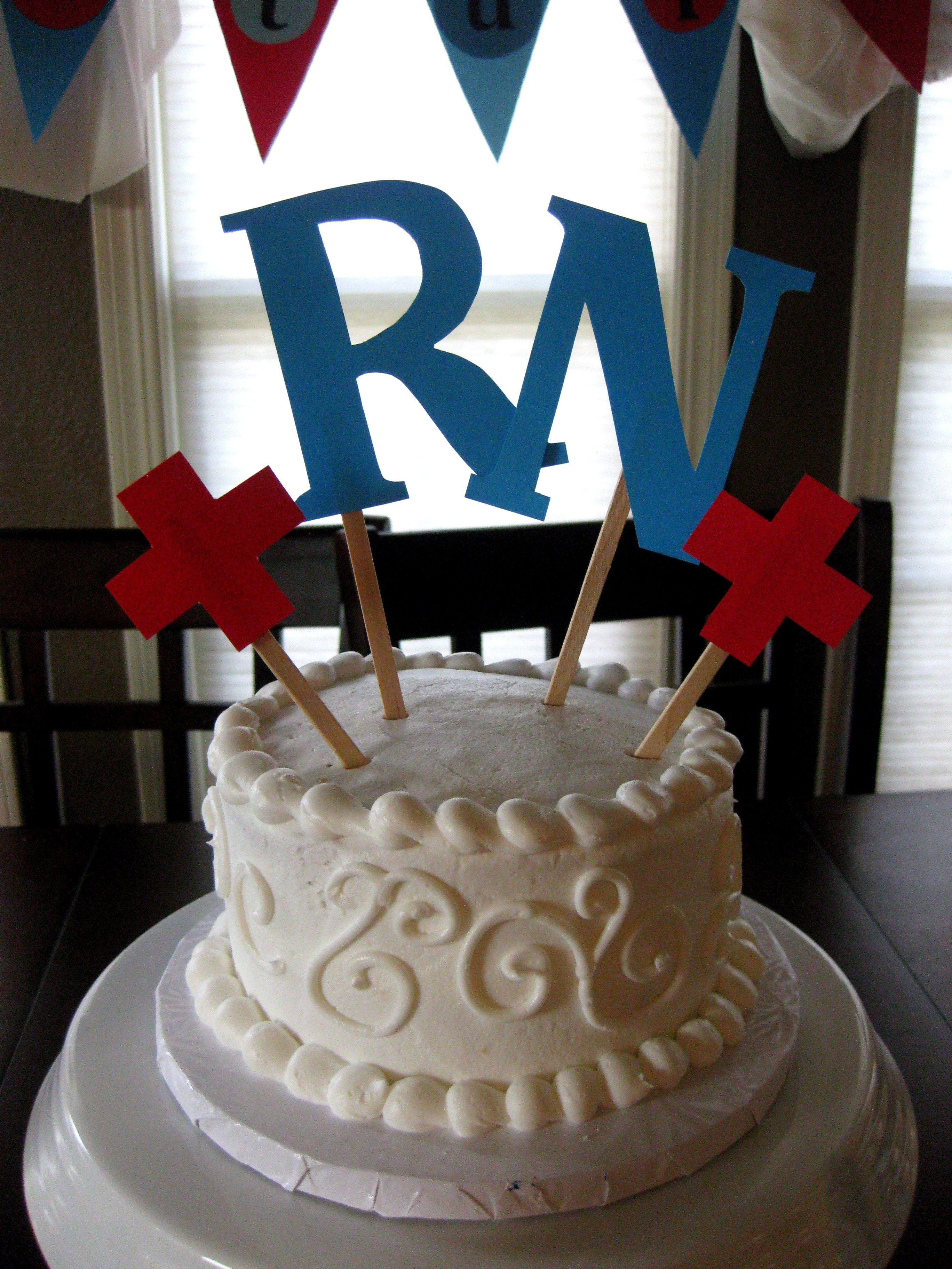 My Graduation Cake