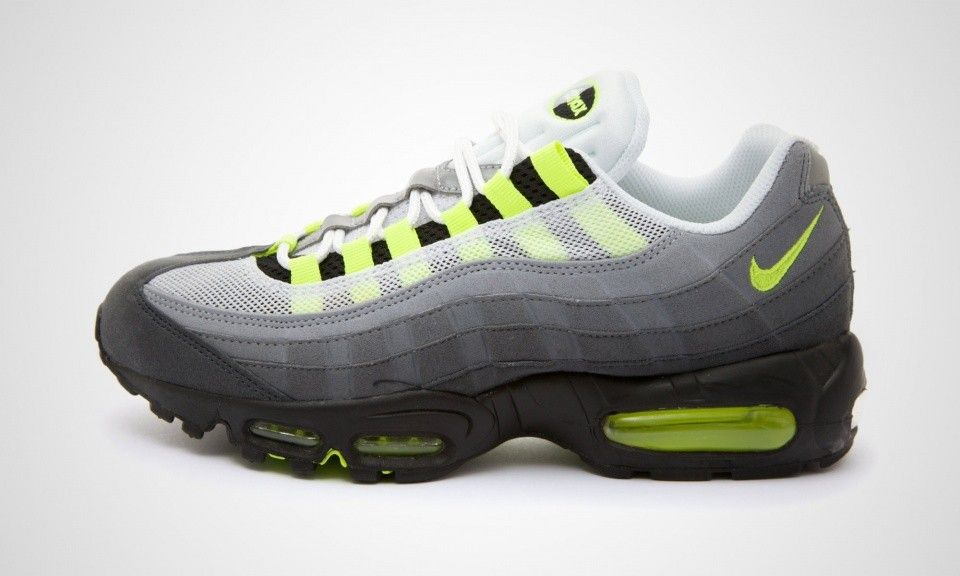 Nike Air Max 95 Foamposite TripleBeautiful color