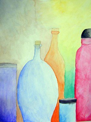 Still Life Watercolor Painting Lesson Painting Lessons