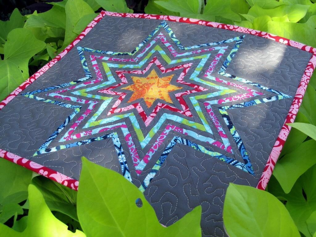 Exploding Star Paper Piecing Template | Paper piecing, Template ... : paper pieced star quilt patterns - Adamdwight.com
