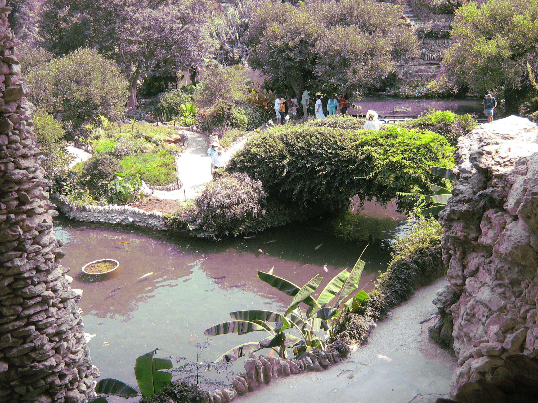 Japanese Tea Gardens San Antonio San Antonio Tx Surrounding Are