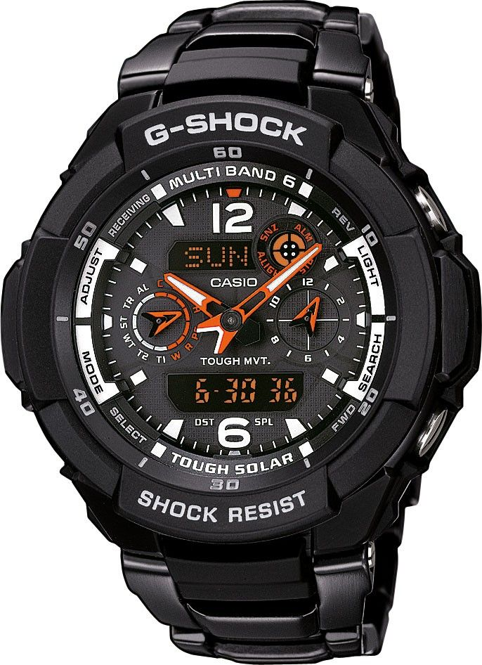 6c30c553a1f Casio  G-SHOCK  GW-3500BD-1AER - Gratis Verzending!