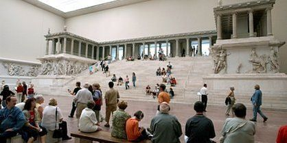 Berliner Museen Auf Einen Blick Mehr Als 175 Berliner Museen Bewahren Geschichte Kunst Und Wissen Weltberuhmte Ku Berlin Museum Museum Museum Insel