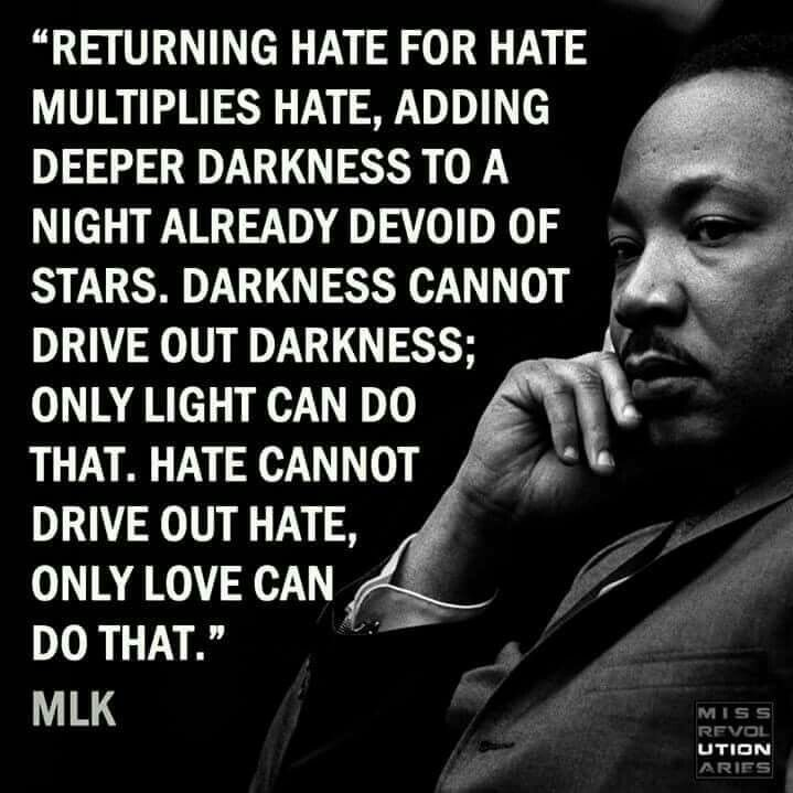Dr King Quotes: Martin Luther King Jr Quote: Returning…