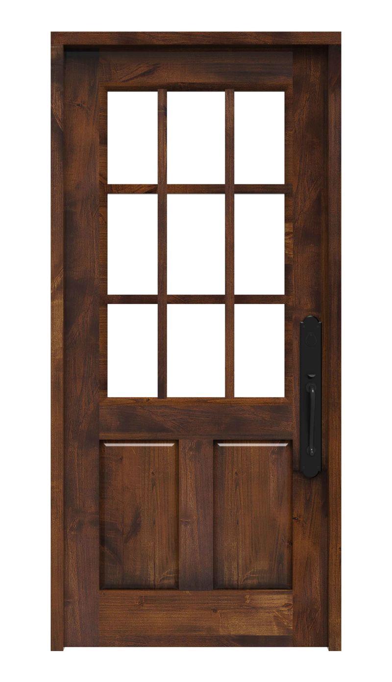 Half Glass Exterior Front Door Rustica Exterior Entry Doors Exterior Glass Front Doors Exterior Doors With Glass