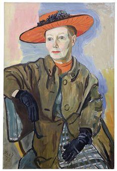Alice Neel Paintings Prices